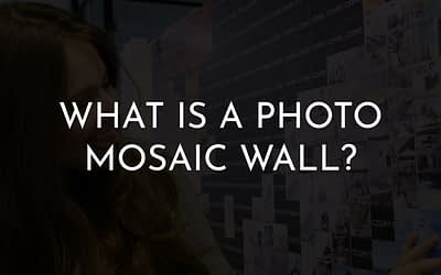 What Is A Photo Mosaic Wall?